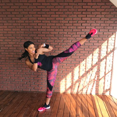 Jeanette Jenkins, celebrity fitness guru and athlete, joins STRONG by Zumba® as its newest Master Trainer