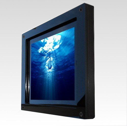 iPad Black Acrylic Wall Mount