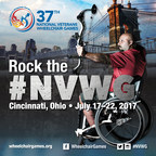 The National Veterans Wheelchair Games,in its 37th year, is co-hosted by Paralyzed Veterans of America and the Department of Veterans Affairs. This year's events take place in Cincinnati, July 17-22.  Follow all on social media with the #NVWG hashtag! For more information, visit wheelchairgames.org.