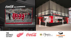 Olympia Entertainment, Detroit Red Wings Continue Decades-Long Partnership As Coca-Cola Signs On As Landmark Partner At Little Caesars Arena