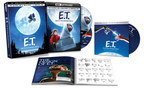 From Universal Pictures Home Entertainment: E.T. The Extra-Terrestrial 35th Anniversary Limited Edition Gift Set