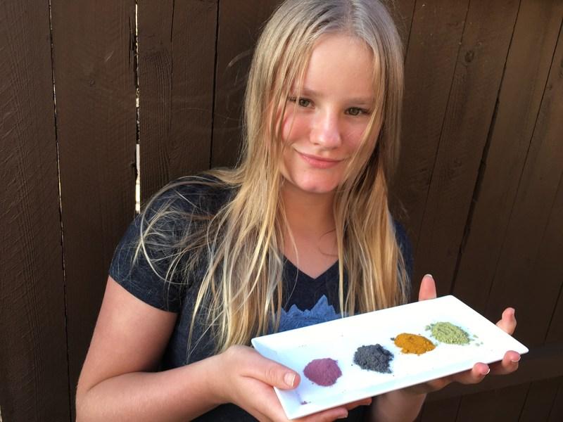 Organic Superfood Colorants