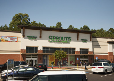 Sprouts Woodstock Georgia Location