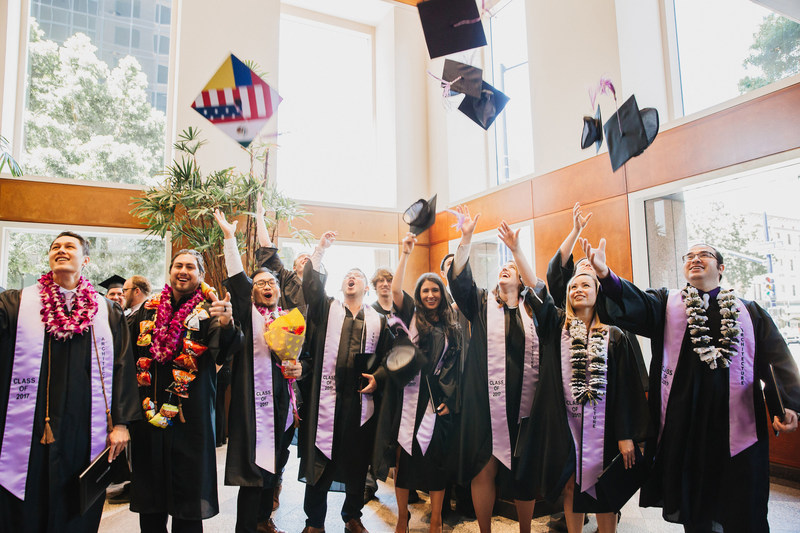 NewSchool of Architecture & Design celebrated its 32nd annual commencement ceremony at the Copley Symphony Hall in June in San Diego, Calif. The institution honored130 students who completed their degree requirements from its Architecture, Game Art, Game Development, Product Design, Interior Architecture and Design, and Construction Management programs.