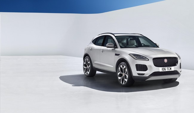 Jaguar E-PACE production at the Magna facility in Graz, Austria, is expected to begin in the fourth quarter of 2017. (CNW Group/Magna International Inc.)