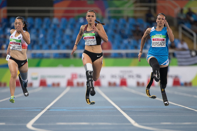 Marissa Papaconstantinou (Toronto, Ont.) will compete at the World Para Athletics Championships in London, England. Photo: Matthew Murnaghan / Canadian Paralympic Committee (CNW Group/Canadian Paralympic Committee (CPC))