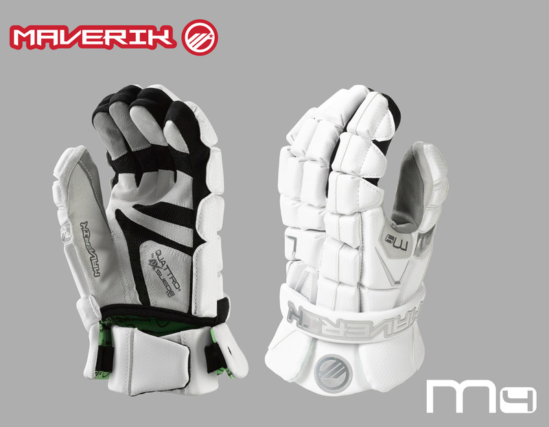 The new Maverik M4 lacrosse glove builds upon the incredibly-successful M3, a top custom option for teams, with added impact protection, upgraded mobility, increased ventilation and improved feel. Please visit factorycustom.com to design your next team glove today. Special team pricing available.