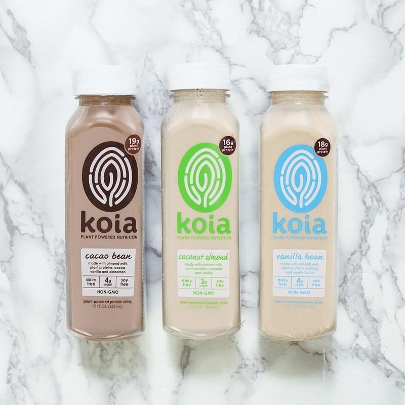 Koia Plant-Based Beverages