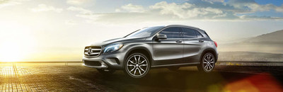 Vehicles from the 2017 model year like the 2017 Mercedes-Benz GLA compact SUV are currently available with competitive lease pricing at Mercedes-Benz of Kansas City.
