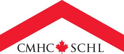 Logo de la SCHL (Groupe CNW/Société canadienne d'hypothèques et de logement)
