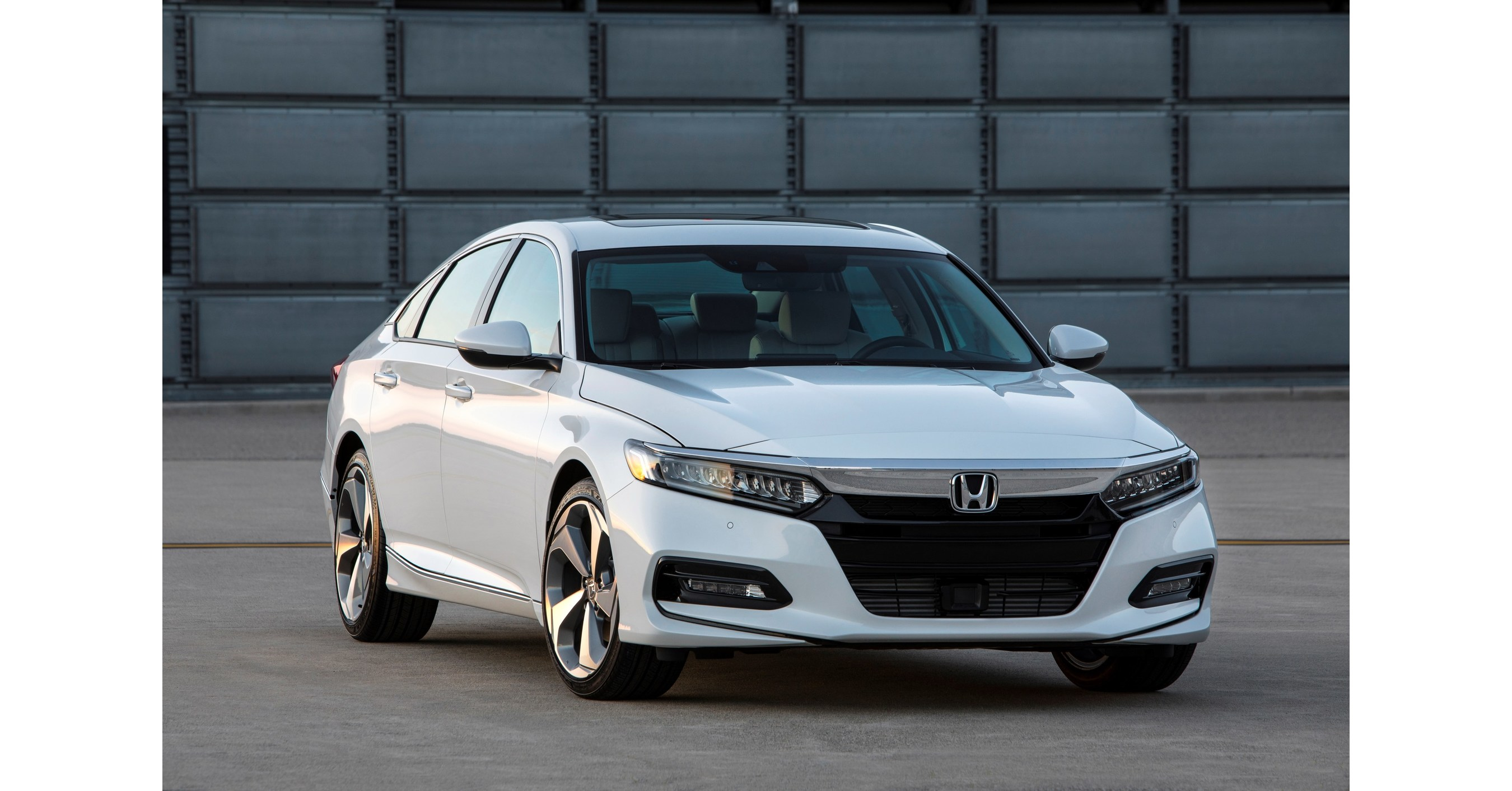 Dramatic design of reimagined 2018 honda accord signals new direction for america s retail
