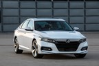Dramatic Design of Reimagined 2018 Honda Accord Signals New Direction for America's Retail Best-Selling Midsize Sedan