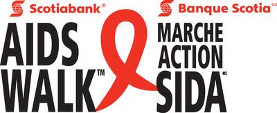 Scotiabank AIDS Walk (CNW Group/Scotiabank)