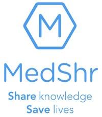 MedShr Logo (PRNewsfoto/MedShr)