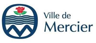 Logo: Ville de Mercier (Groupe CNW/Ville de Mercier)