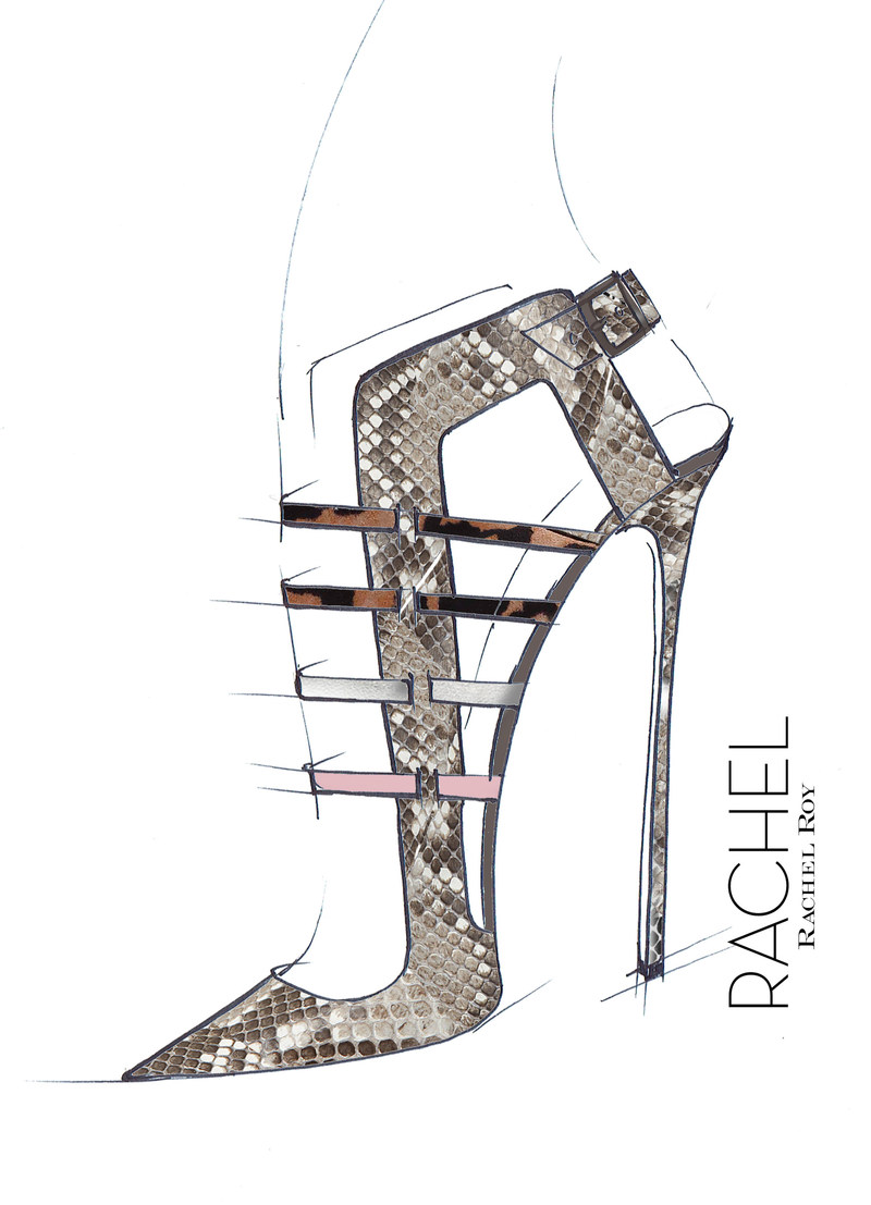 The Rachel Roy brand announced today the launch of a new footwear collection