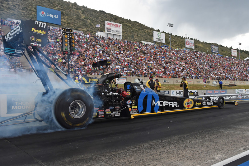 The Mopar brand's year-long 80th anniversary celebration will reach a fever pitch when the NHRA Mello Yello Drag Racing Series begins its yearly Western Swing at the 38th annual Mopar Mile-High NHRA Nationals at Bandimere Speedway in Morrison, Colorado, July 21-23.