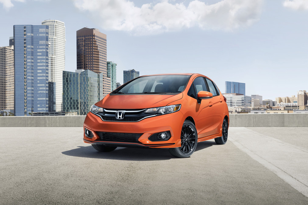 Fresh and furyous new sporty and feature rich 2018 honda fit goes on sale today