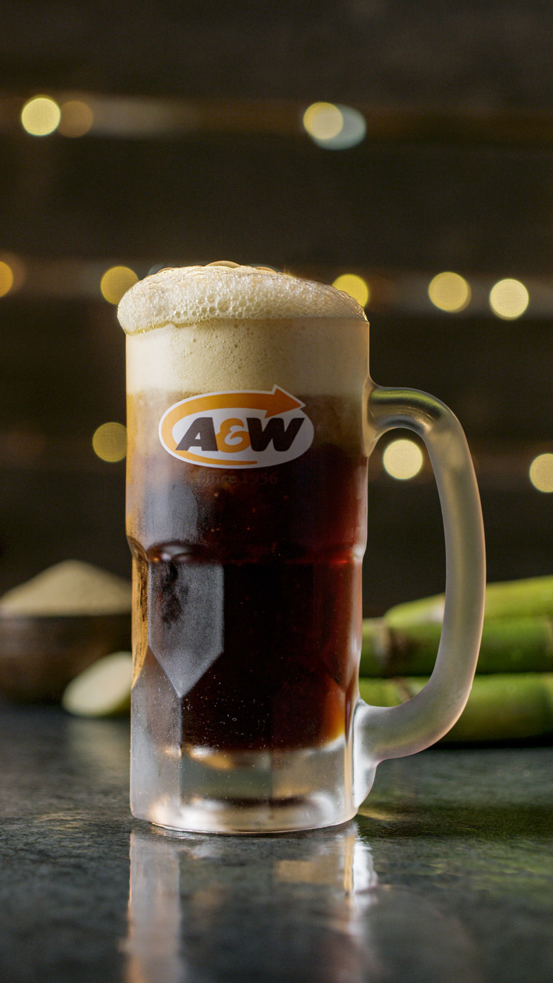 On Saturday July 22, 2017, all A&W restaurants in Canada will be celebrating Free Root Beer Day. Customers will be served free A&W Root Beer from open to close. (CNW Group/A&W Food Services of Canada Inc.)