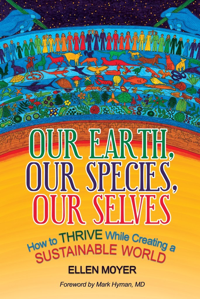 Our Earth, Our Species, Our Selves book cover