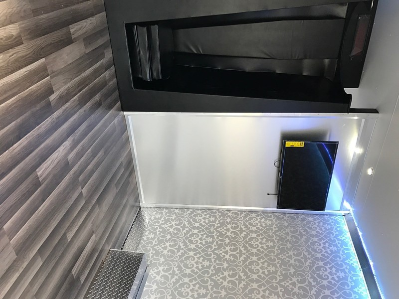 Standard Custom Interior For On-The-Go Cryotherapy Center