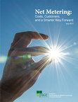 New Report Discusses Smarter Way Forward for Solar Net Metering