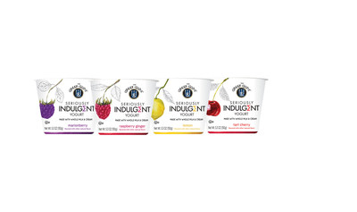 The Greek Gods® Brand Introduces Seriously Indulgent Yogurt