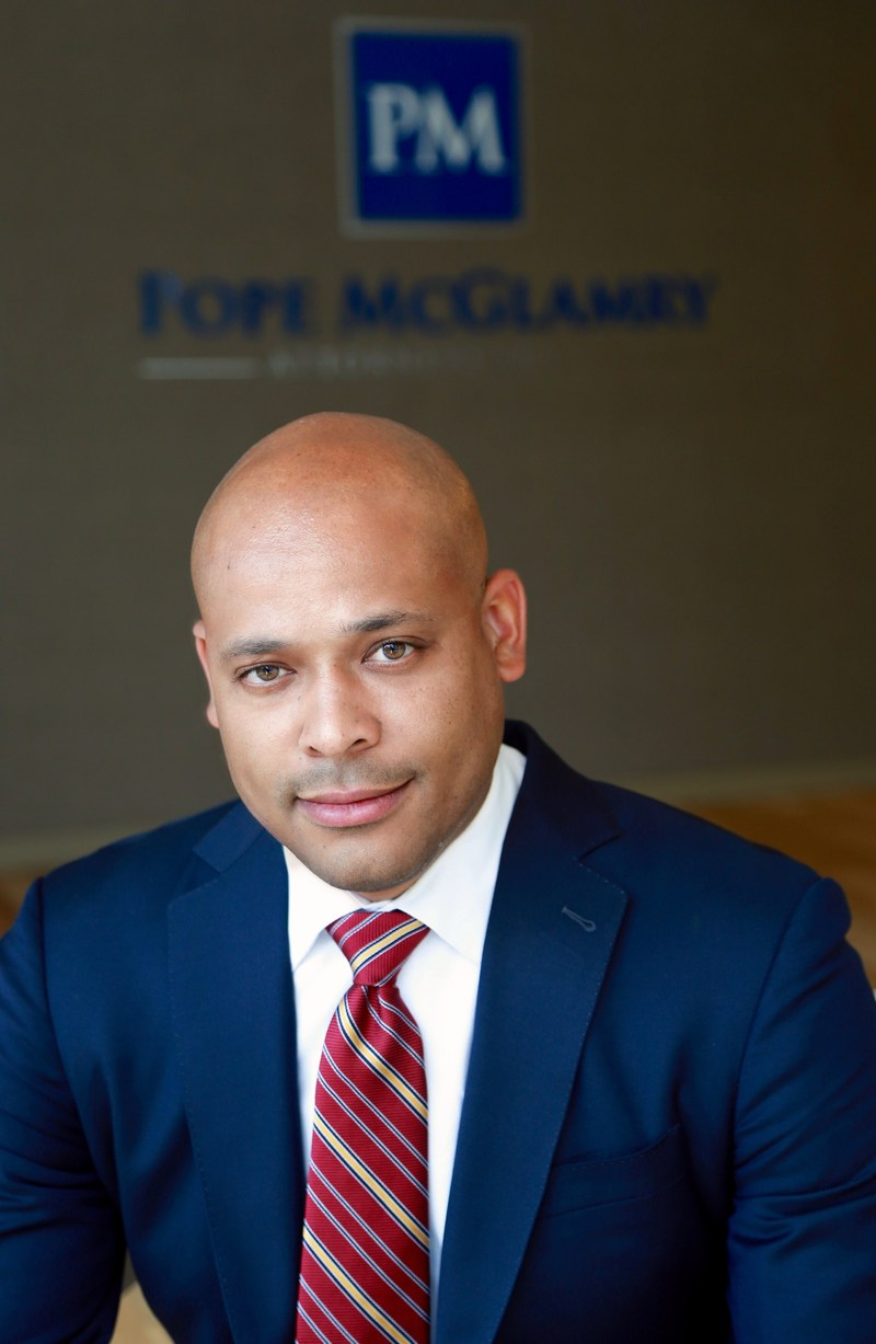 M.J. Blakely  Pope McGlamry - Attorney at Law