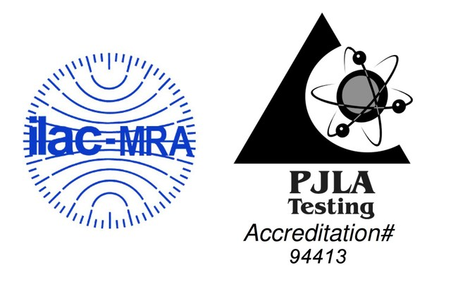 DB Labs is accredited to the ISO/IEC 17025:2005 standard