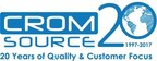 CROMSOURCE Celebrates Its 20th Anniversary