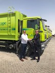Visionscape Group Places order with GORICA in partnership with United Motors and Heavy Equipment Co. LLC. (PRNewsfoto/Visionscape)