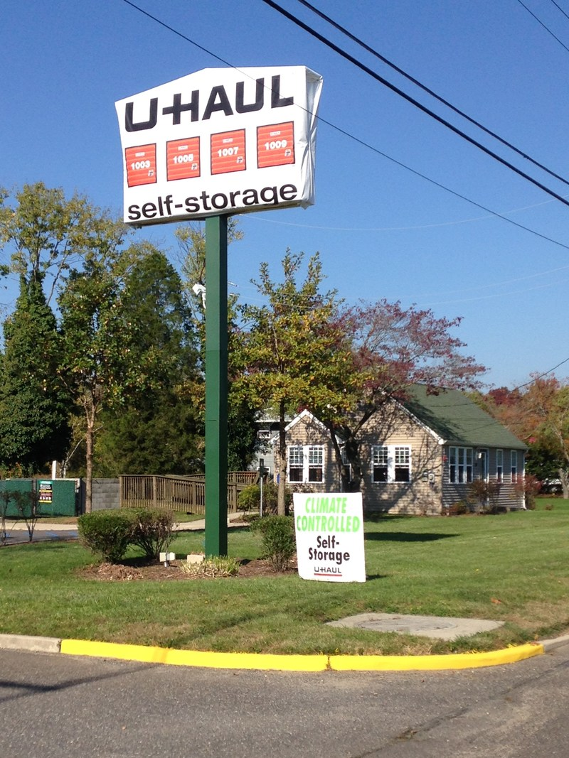 U-Haul Moving & Storage of Cedar Brook at 59 N. Route 73 has acquired an 11.53-acre property next door at 105 N. Route 73 in order to provide local residents an updated showroom with a greater selection of moving supplies.