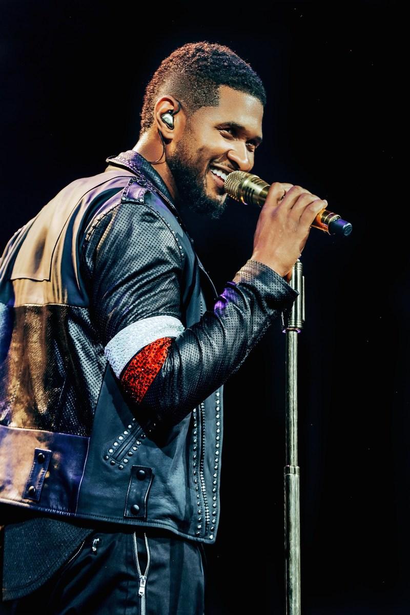 Usher Raymond (PRNewsfoto/HartBeat Productions)