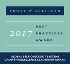 Frost & Sullivan Awards Diebold Nixdorf's as Leader in the Self-Checkout Systems Market
