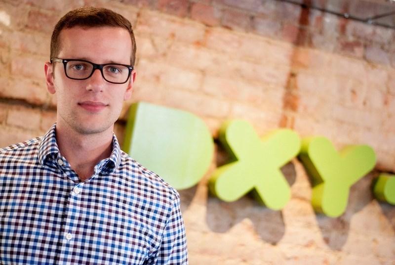 Matthew Bolden is DXY Solutions' new Business Development Director.