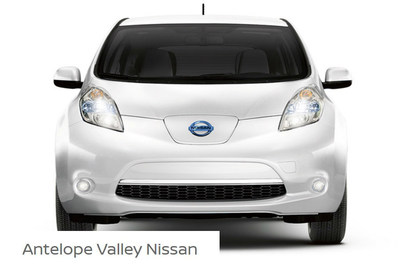Antelope Valley Nissan highlights the 2017 Nissan Leaf with new model research page