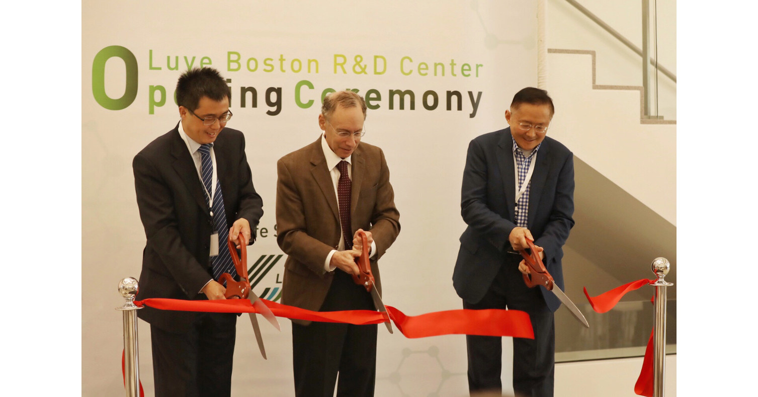 Luye Life Sciences Expands Global Reach as New Boston R&D Center Opens
