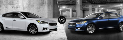Serra Kia of Gardendale, Alabama, has created a new research page on the 2017 Kia Cadenza trim levels. The 2017 Kia Cadenza Premium vs the 2017 Kia Cadenza Limited places these trim levels head-to-head.