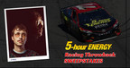 Living Essentials, LLC, Makers of 5-hour ENERGY® Shots, Announces Racing Throwback Sweepstakes