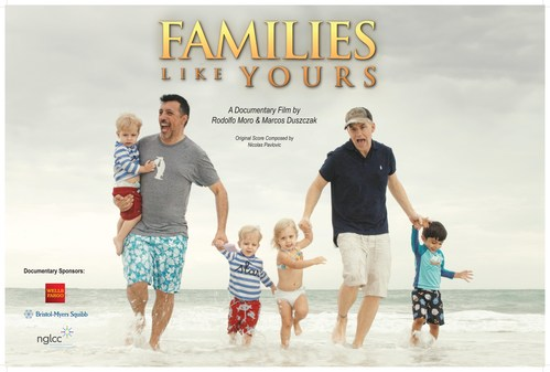 """The National Gay & Lesbian Chamber of Commerce (NGLCC), the business voice of the LGBT community, is proud to announce the world premiere of """"Families Like Yours"""", a powerful documentary exploring the love, compassion, sacrifice, and success of LGBT families in America. Bristol-Myers Squibb, Dk Realizadores, NGLCC, and Wells Fargo underwrote the film's production, which premiered in NYC on July 17, 2017. www.nglcc.org/FamiliesLikeYours"""
