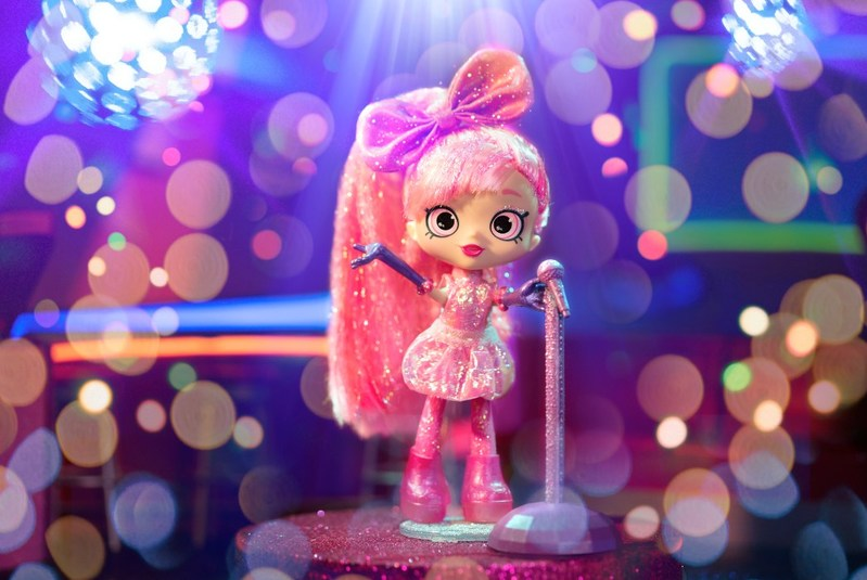 Shopkins and Coolhaus partner to release exclusive ice cream flavor celebrating limited edition Shoppie Doll available at San Diego Comic-Con