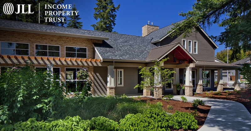 JLL Income Property Trust Acquires Premier Portland Apartments - Jory Trail at the Grove