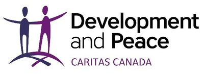 Logo: Development and Peace - Caritas Canada (CNW Group/Development and Peace)