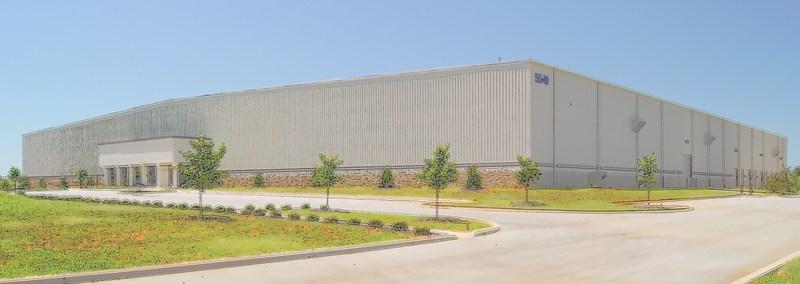 108,906 SqFt Industrial Building, SouthPoint Business Park, AL