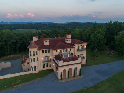 "AUCTION August 29th: #1 New York Times Best-Selling Author, Iris Johansen's ""Sundance Estate"" - Luxurious Mansion, Guest Villa, Caretaker Residence & Equestrian Facilities on 126± acres."