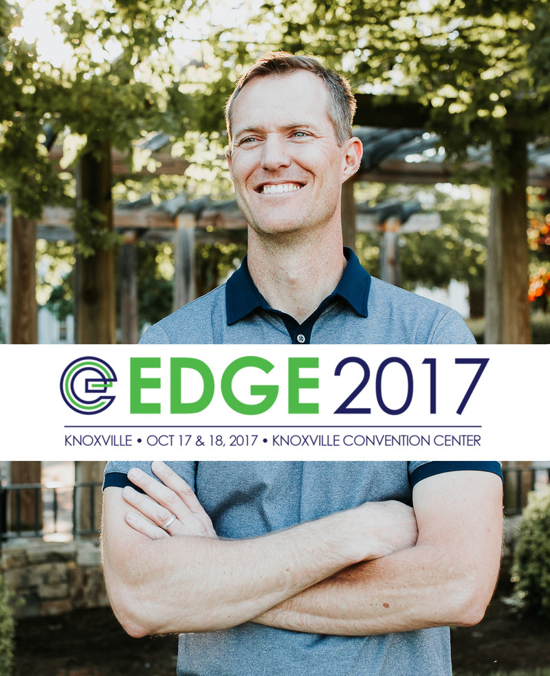 Brandon Bruce, COO and co-founder of Cirrus Insight, will be the emcee at EDGE2017, a national cybersecurity conference in Knoxville, Tennessee that aims to tackle the most vexing security challenges of today and tomorrow.