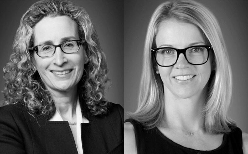 Judith Margolin, PMC VP & Deputy General Counsel and Lauren Gullion, PMC VP, HR & Corporate Communications