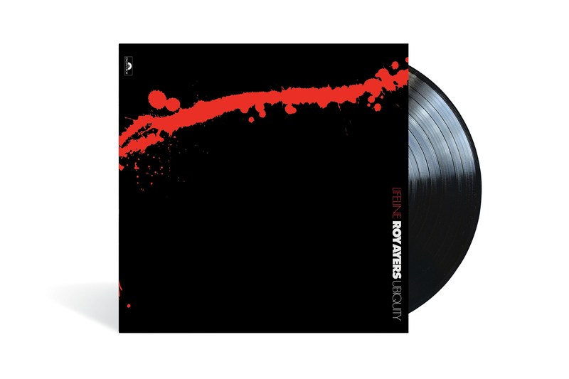 """""""Lifeline,"""" Roy Ayers Ubiquity's inimitable, influential 1977 fusion of jazz, pop, funk, and disco, will be reissued on vinyl on August 18 via Polydor/UMe in honor of the album's 40th anniversary."""