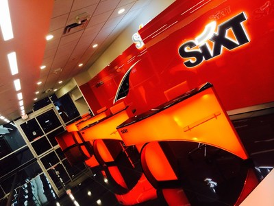 Αποτέλεσμα εικόνας για Sixt Rent-a-Car continues US expansion with new locations coming to San Antonio and San Diego