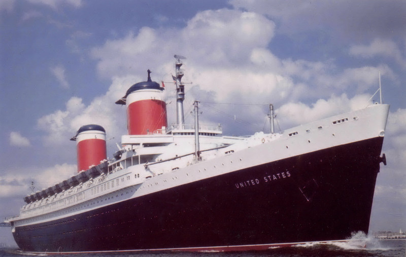 Photo courtesy of the SS United States Conservancy, Photo by Bill DiBenedetto